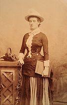 Margaret Fountaine -  Bild