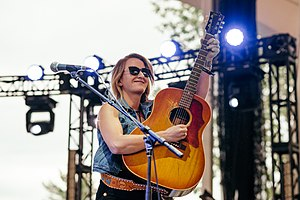 Margo Price - Price at Interstellar Rodeo 2016 Edmonton, Canada