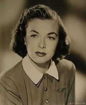 Schauspieler Marguerite Chapman