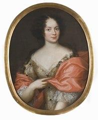 Maria Aurora von Königsmarck (1662-1728), countess, provost at \