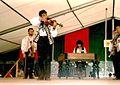 Mariana Risipitu ,alaturi de Florin Risipitu ,Olanda 1996.jpg