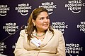 Marisol Argueta de Barillas, World Economic Forum on Latin America 2009.jpg