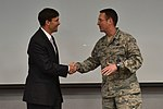 Mark Esper and Joseph Lengyel 180221-Z-CD688-359 (39542112905).jpg