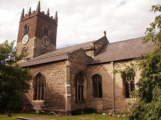 Market Weighton Church 2010 - panoramio