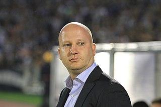 Marko Nikolić (football manager) Serbian football manager