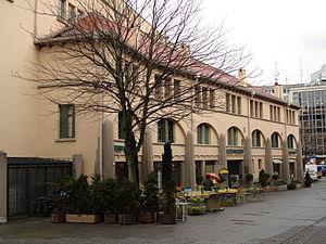 Martin Elsaesser - Stuttgart market