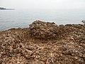 Martigues - La Couronne - Port Baumadérie - Bitte d'amarrage Romaine 3.jpg