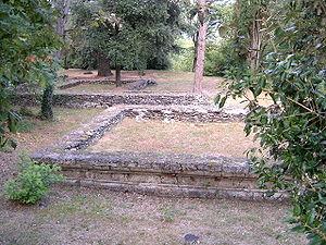 Marzabotto - Marzabotto temples