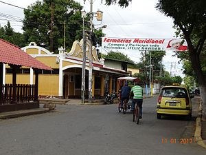 Masaya street