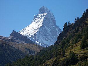 Matterhorn von Zermatt