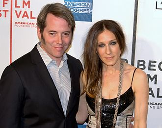 Sarah Jessica Parker - Matthew Broderick and Parker in 2009