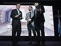 Mauricio Macri asistió a la entrega de premios de Casa FOA (7945445170).jpg