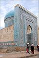 Mausolée dAlim Nesefi (Shah-i-Zinda, Samarcande) (6009938202).jpg