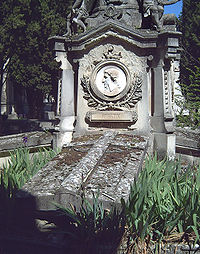 Mausoleo de Goya, Meléndez, Donoso y Moratín (Madrid) 07b.jpg