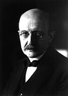 Max Planck -  Bild