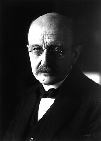 Quantum mechanics - Max Planck is considered the father of the quantum theory.