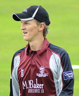 Max Waller English cricketer