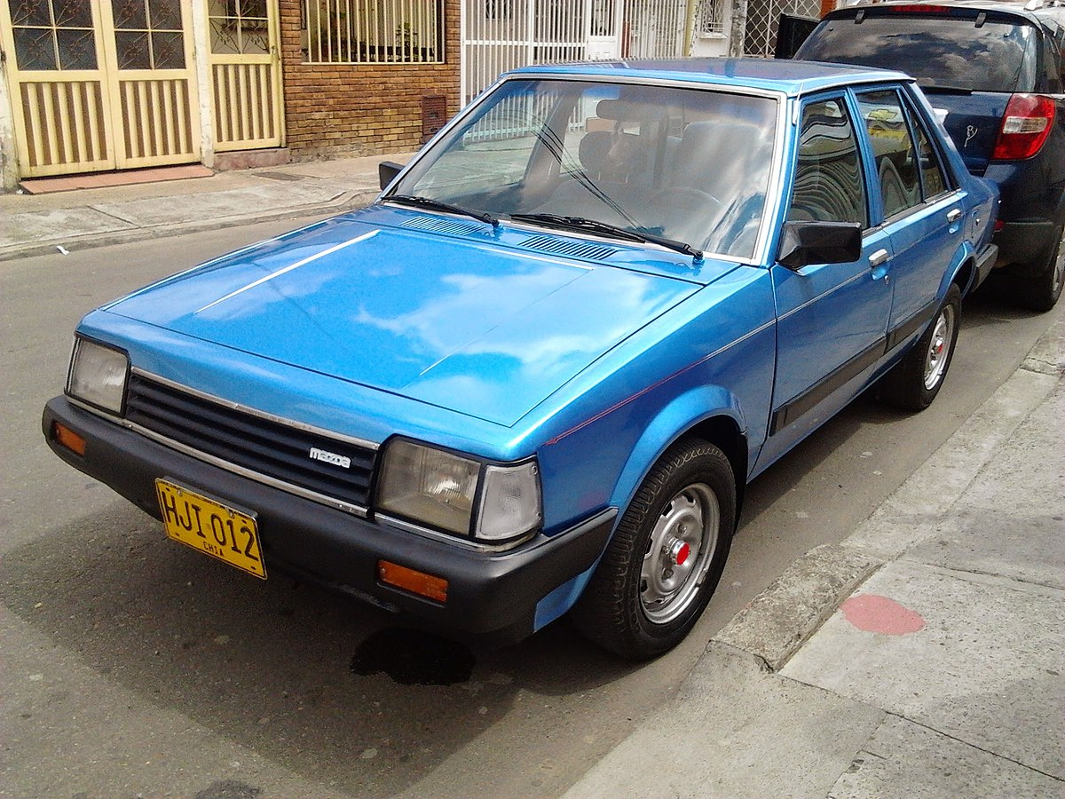 File Mazda 323 Sedan 1985 1500 Cc Jpg