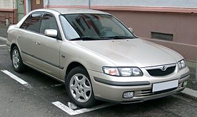 Px Mazda Front