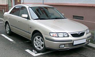 Mazda Capella - Sixth-generation Mazda 626 sedan