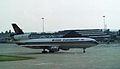 McDonnell Douglas DC-10-10 G-BJZE, British Caledonian, Manchester Airport, July 1982. (5523850086).jpg
