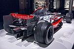 McLaren MP4-22 rear-right 2017 Museo Fernando Alonso.jpg