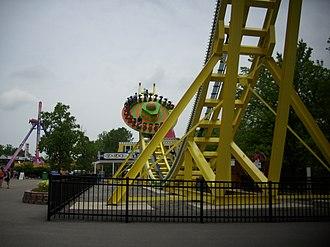 Fantasy Island (U.S. amusement park) - Image: Mega Disk'O