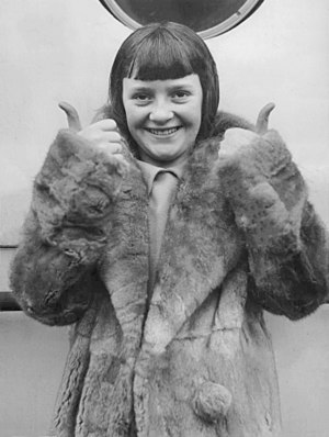 Megan Taylor - Taylor in 1932