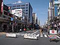 Meiji Street Kameido Pedestrian Zone from Kameido Station.jpg