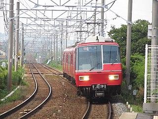 Meitetsu Kōwa Line railway line owned by Meitetsu in Japans Chubu region