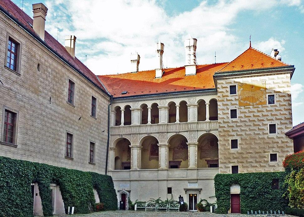 Melnik-Schloss
