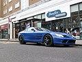 Mercedes-Benz SLR McLaren Slr blue (6538009595).jpg