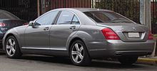 mercedes benz s class w221 wikipedia. Black Bedroom Furniture Sets. Home Design Ideas