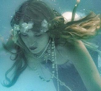 Dame Darcy - Image: Mermaid Portrait DD Adriana Boatwright 8 17 copy 2