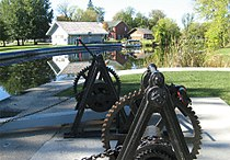 Merrickville Rideau Canal locks.jpg