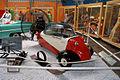 Messerschmitt Kabinenroller KR200 1956 RSideFront SATM 05June2013 (14597420531).jpg