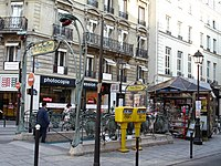Metro - Paris - Ligne 3 - station Quatre-Septembre 01.jpg