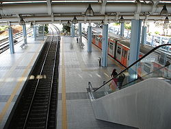 Metro station of Faliro2.JPG