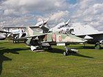 MiG-27 at Central Air Force Museum Monino pic1.JPG