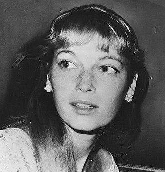 Mia Farrow - Farrow photographed in 1965