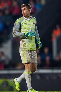 Michael McGovern (footballer) Northern Irish footballer