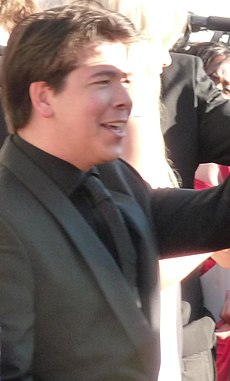 Stand-up comedian Michael McIntyre, seen here in April 2009, judged Britain's Got Talent for the first time this series. Image: Damien Everett.