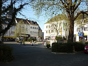 Altenkirchen - Town square