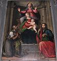 Michele Tosini e Ridolfo Ghirlandaio (o sogliani), sant'anna metterza e santi, 1530 ca. 2.jpg
