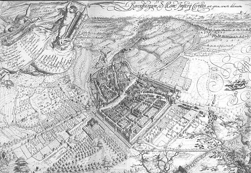 Mieser Morell Ravensburg 1630