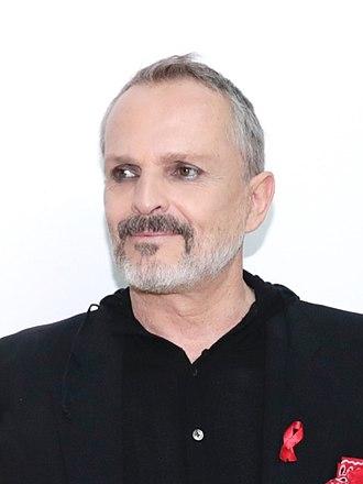 Miguel Bosé - Bosé in 2017