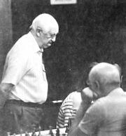 Miguel Najdorf en 1992