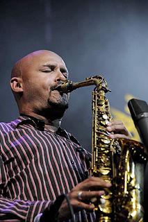 Miguel Zenón Puerto Rican alto saxophonist