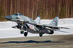 Mikoyan-Gurevich MiG-29SMT (9-19), Russia - Air Force AN2269907.jpg