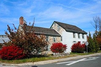 Spring Mill, Pennsylvania - Image: Millers House Conshohocken PA